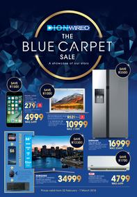 Dion Wired : Blue Carpet Sale (22 Feb - 7 March 2018), page 1