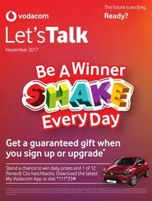 Vodacom (07 Nov - 06 Dec 2017), page 1