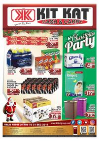 Kit Kat Cash Carry : Christmas Party (09 Nov - 31 Dec 2017), page 1