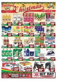Kit Kat Cash Carry : Christmas  (23 Nov - 31 Dec 2017), page 1