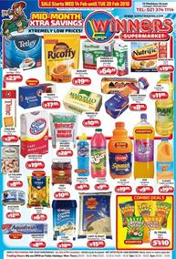 Winners Cash & Carry (14 Feb - 20 Feb 2018), page 1