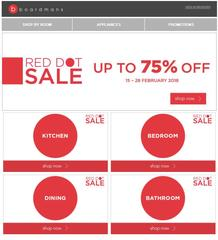 Boardmans : Red Dot Sale (15 Feb - 28 Feb 2018), page 1