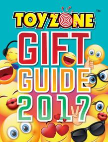 Toy Zone : Gift Guide (06 Nov - 31 Dec 2017), page 1